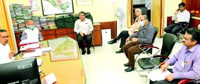 CoronaVirus in Nagpur: 'Mafasu' initiative to test suspects' samples | CoronaVirus in Nagpur : संशयितांचे नमुने तपासण्यासाठी 'माफसु'चा पुढाकार