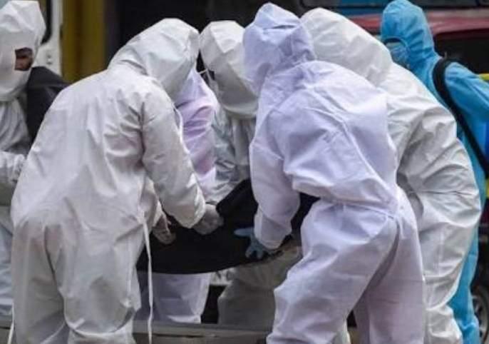 coronavirus: beds not available in hospital, patient dies in front of health minister in Jharkhand | coronavirus: कोरोनाचा कहर, रुग्णालयात बेड मिळेना, आरोग्यमंत्र्यांसमोरच रुग्णाचा तडफडून मृत्यू, मुलीचा आक्रोष