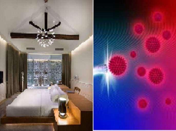 Rising corona reduced tourism in Aurangabad ; 80% of hotel rooms in the city are empty | वाढत्या कोरोनाने पर्यटन घटले; शहरातील हॉटेल्समधील ८० टक्के खोल्या रिकाम्या