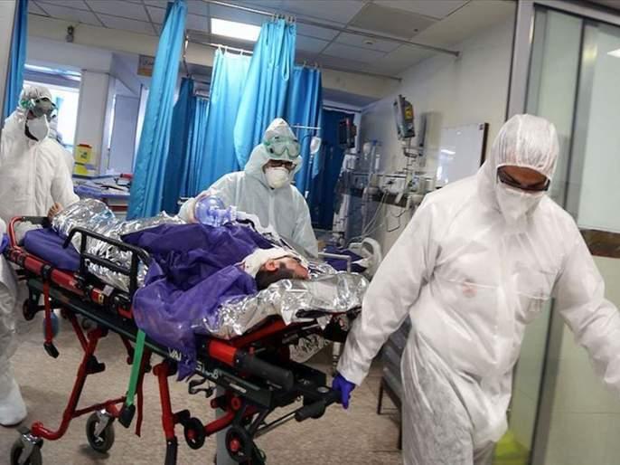 "coronavirus India has avoided 68000 deaths due to lockdown kkg | CoronaVirus News: ""...अन्यथा देशात कोरोनामुळे आतापर्यंत ६८ हजार जणांचा मृत्यू झाला असता"""