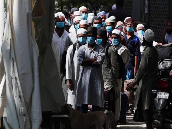 CoronaVirus : coronavirus 386 new postitive cases in 24 hours 134 cases linked to tableeghi jamaat vrd | CoronaVirus : देशात पहिल्यांदाच २४ तासांत सापडले ३८६ रुग्ण; महाराष्ट्र, केरळ नव्हे, 'हे' राज्य आघाडीवर