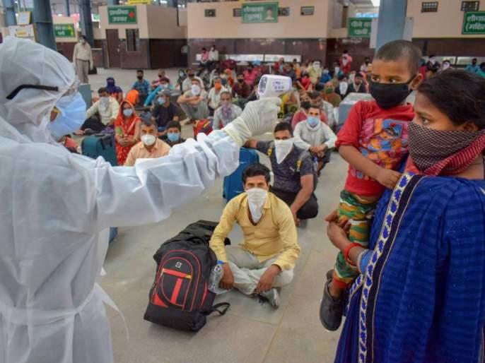 india reports 12584 new corona cases and 18385 discharges in last 24 hours | CoronaVirus Update गेल्या ६ महिन्यांनंतर देशातील नवीन कोरोना रुग्णांमध्ये मोठी घट