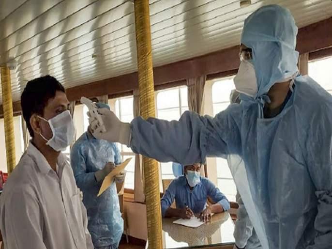 Quarantine made to 15 employees at Bandra Bhabha Hospital | वांद्रे भाभा रुग्णालयातील १५ कर्मचाऱ्यांना केले क्वारंटाइन