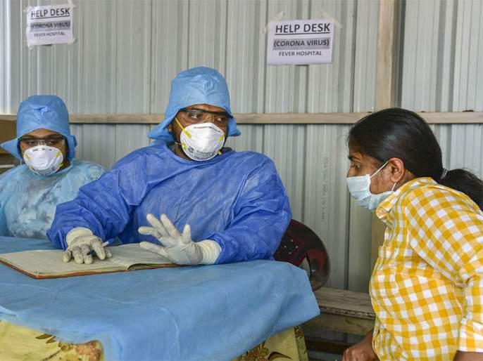 student returned to china reach hospital doctors fled due to fear of corona virus in uttar pradesh vrd   Coronavirus : चीनहून परतलेली विद्यार्थिनी थेट पोहोचली रुग्णालयात; डॉक्टरांनी खुर्ची सोडून ठोकली धूम