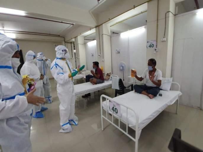 Coronavirus patient gets new 'vision' due to minister Eknath Shinde's promptness | एकनाथ शिंदेंच्या तत्परतेमुळे कोरोनाबाधित रुग्णाला मिळाली नवी 'दृष्टी'