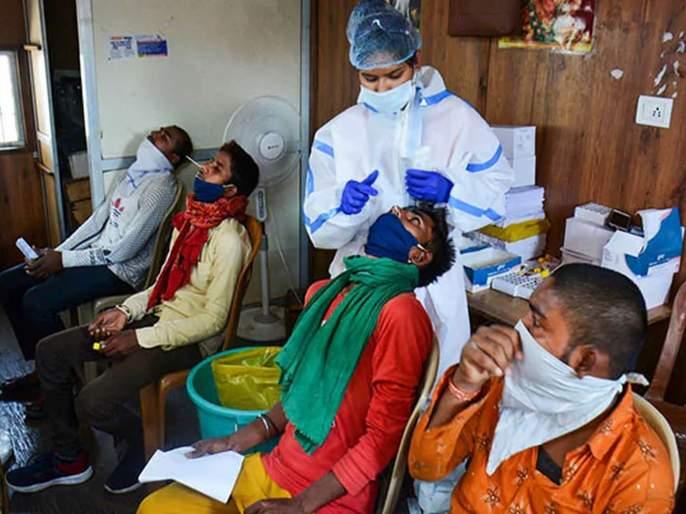 Record Daily corona virus patient and death toll in the Maharashtra   Coronavirus :राज्यात दैनंदिन रुग्ण आणि मृत्यूंचा उच्चांक; दिवसभरात ६८ हजार ६३१ बाधित