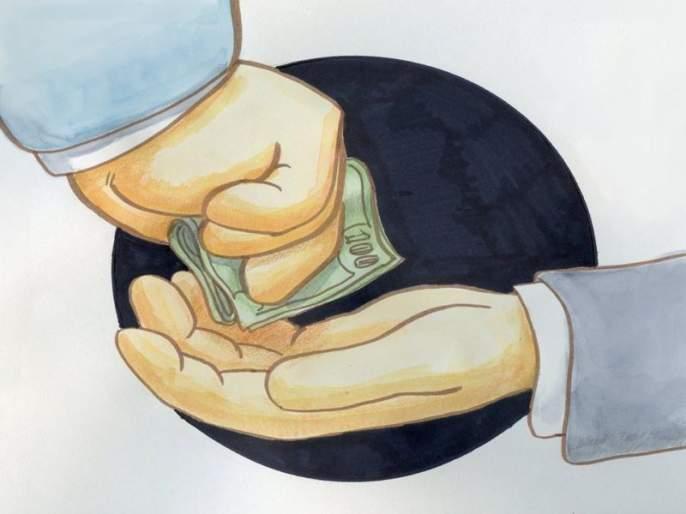Accepting a bribe for acceptance of the proposal, the top treasury officer was caught red-handed | प्रस्ताव मंजुरीसाठी लाच स्वीकारताना अप्पर कोषागार अधिकाऱ्यास रंगेहाथ पकडले