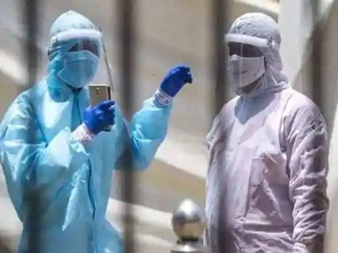 Corona virus: 8,998 new cases of corona in the state, 60 deaths | Corona virus:राज्यात काेराेनाचे ८ हजार ९९८ नवे रुग्ण, ६० मृत्यू