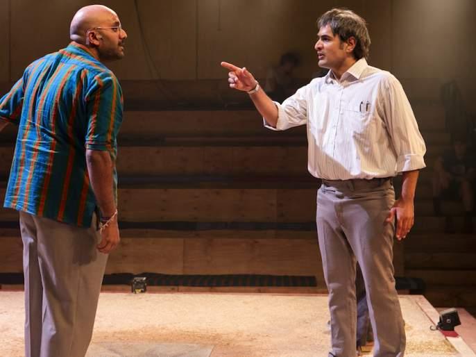 Counting and cracking...an amusing play... | काउंटिंग अँण्ड क्रॅकिंग :- नाटक नव्हे कलाकृती