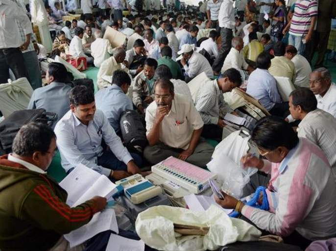 19 candidates contested 44 thousand polling | १९ उमेदवारांनी घेतले ४४ हजार मतदान