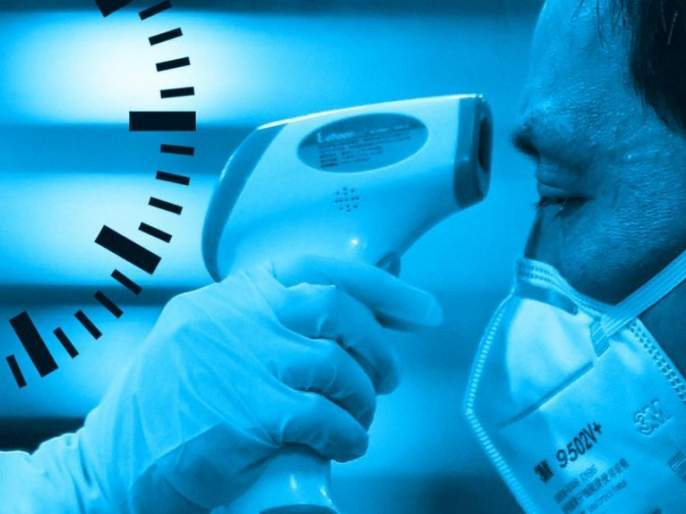 CoronaVirus in Akola: Health check-up not continued in the city!   CoronaVirus in Akola : शहरात आरोग्य तपासणी सुरूच झाली नाही!