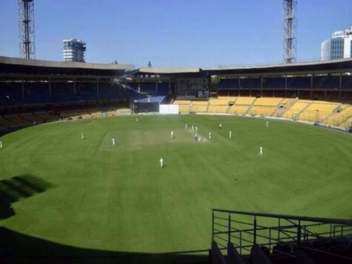 cricket match in four months! | चार महिन्यानी रंगला क्रिकेट सामना!