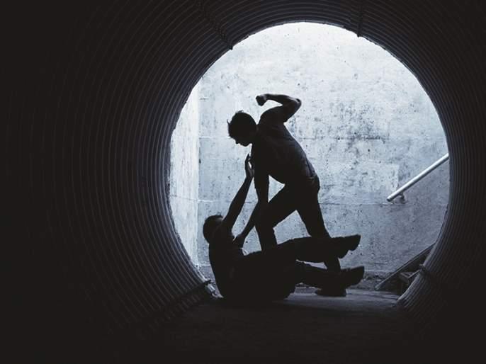 Security guard arrested for murdering supervisor   सुपरवायझरचा खून करणा-या सुरक्षा रक्षकाला अटक