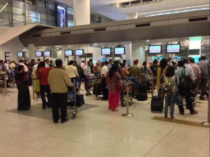 6.28 lakh passengers increased at Nagpur airport in eight months | आठ महिन्यात नागपूर विमानतळावर ६.२८ लाख प्रवासी वाढले
