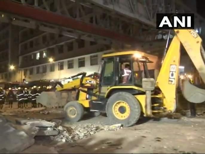 Mumbai CST Bridge Collapse: Four people, including three women, died in a pedestrian bridge accident | Mumbai CST Bridge Collapse : सीएसएमटी पादचारी पूल दुर्घटनेत मृत्युमुखी पडलेल्या प्रवाशांची नावे