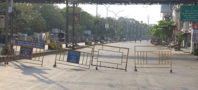 Curfew in Nagpur brought pollution under control | नागपुरातील संचारबंदीने प्रदूषणाला आणले नियंत्रणात