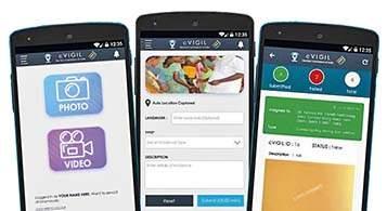C-Vigil - Keep an eye on the election from the mobile | सी-व्हिजिल- हातातल्या मोबाइलवरुन इलेक्शनवर बारीक नजर ठेवा!