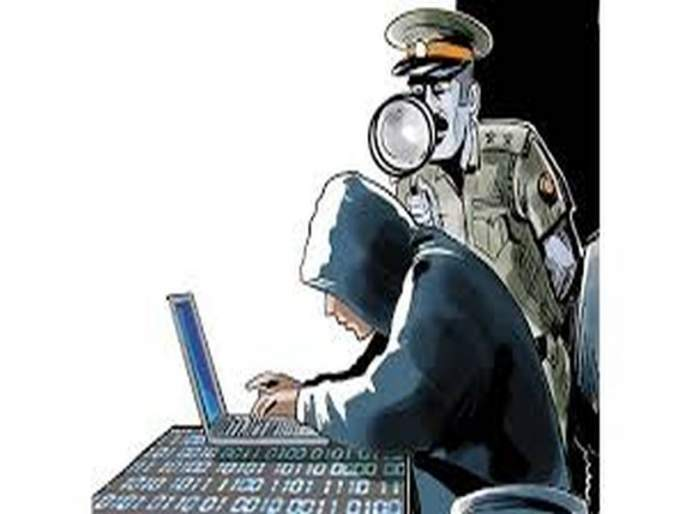 Careful! cyber criminals active in Lockdown also; 42 thousand withdraw online from student account | सावधान ! लॉकडाउनमध्येही सायबर गुन्हेगार सक्रिय; विद्यार्थ्याच्या खात्यातून ४२ हजार ऑनलाईन काढले