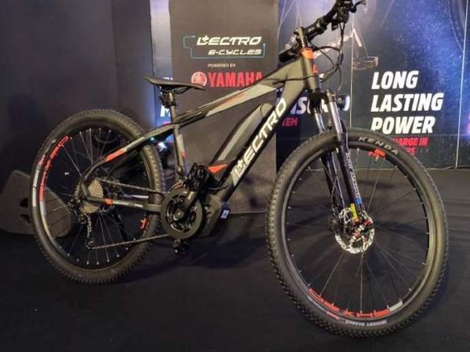 Hero Cycles And Yamaha Motor Launched The Lectro EHX20 India First Center Motor E- Cycle | ई-सायकलवरून करा डोंगरांवर स्वारी; यामाहा-हिरोची बात न्यारी, पण किंमत 'भारी'