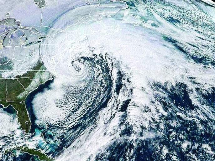 Cyclone Rescue Project In Progress | चक्रिवादळ निवारण प्रकल्प प्रगतिपथावर