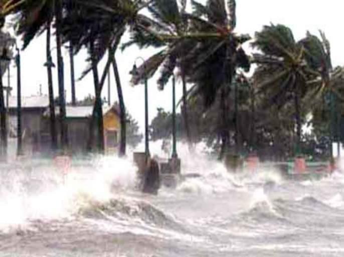 Chance of rain in some districts of the state; Extreme rainfall in Pondicherry due to cyclone Niwar | 'निवार' चक्रीवादळामुळे पाँडेचरीत अतिवृष्टी; राज्यातील काही जिल्ह्यात पावसाची शक्यता