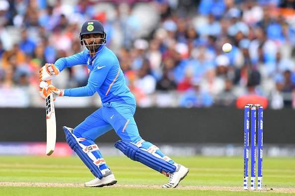 India Vs New Zealand World Cup Semi Final Live Score Updates