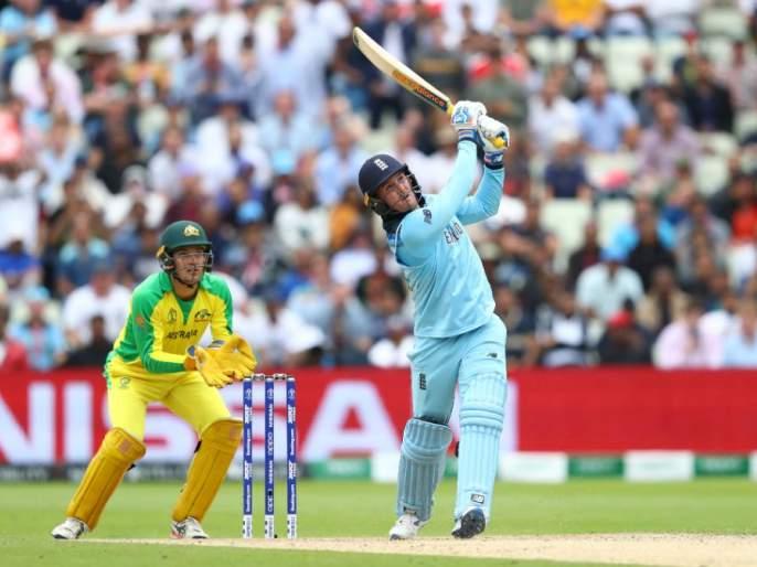 ICC World Cup 2019: England beat Australia in semi final and enter in final of WC | ICC World Cup 2019 : ऑस्ट्रेलियाची दाणादाण उडवत इंग्लंड अंतिम फेरीत; आता गाठ न्यूझीलंडशी