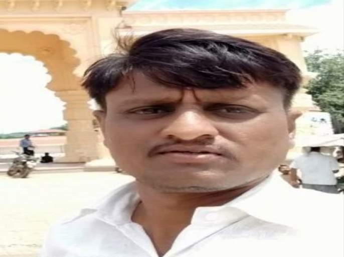 Accident, two-wheeler killed near Songeer | सोनगीरजवळील अपघात, दुचाकीस्वार ठार