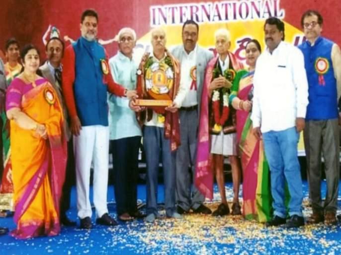 Drama Bhushan Award to 'Children of India' | 'भारत की संतान'ला नाट्य भूषण पुरस्कार