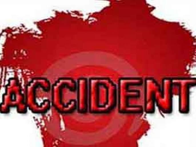 Two killed in heavy car collision | भरधाव कारची धडक जखमी दोघांचा मृत्यू