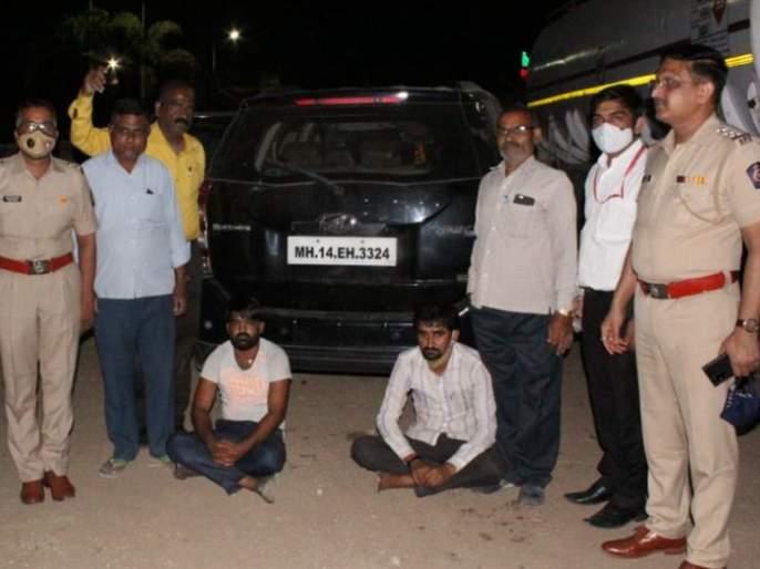 Taluka police seized opium from Anandkhede Shivara | आनंदखेडे शिवारातून तालुका पोलिसांनी पकडला अफू