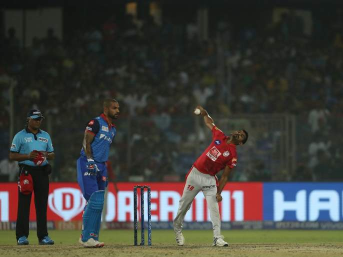 IPL 2019: ... you not yet saw no ball like this, watch video   IPL 2019 : ... असा नो-बॉल तुम्ही पाहिला नसेल, पाहा व्हिडीओ