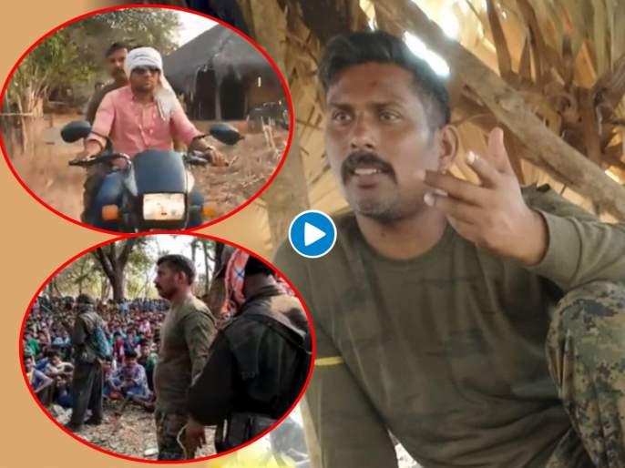 Video: Brave journalist, zealous commando, video of soldier's release goes viral of rakeshwar singh | Video : बहाद्दर पत्रकार, जिगरबाज कमांडो, जवानाच्या सुटकेचा व्हिडिओ व्हायरल