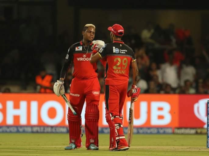 IPL 2019 RCB vs SRH live update: Bangalore won the toss for the first time | IPL 2019 RCB vs SRH : हैदराबादवर आरसीबीचा विजय