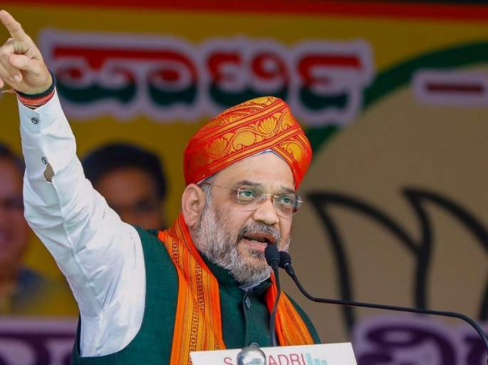 Bjp will win 55 more seats than 2014; Amit Shah did a big prediction | 'अब तक 56 नहीं, अब 55'; अमित शहांनी केली मोठी भविष्यवाणी