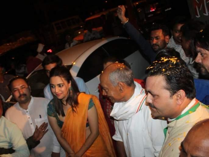 Swara Bhaskar did campaign for congress Leaders; but They lost election | स्वरा भास्करने ज्यांचा ज्यांचा प्रचार केला; ते...