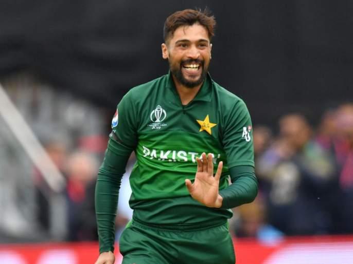 ICC World Cup 2019: Aamir's five-wicket haul revokes Australia's score, but ... | ICC World Cup 2019 : आमीरच्या पाच विकेट्सने ऑस्ट्रेलियाच्या धावसंख्येला लगाम, पण...