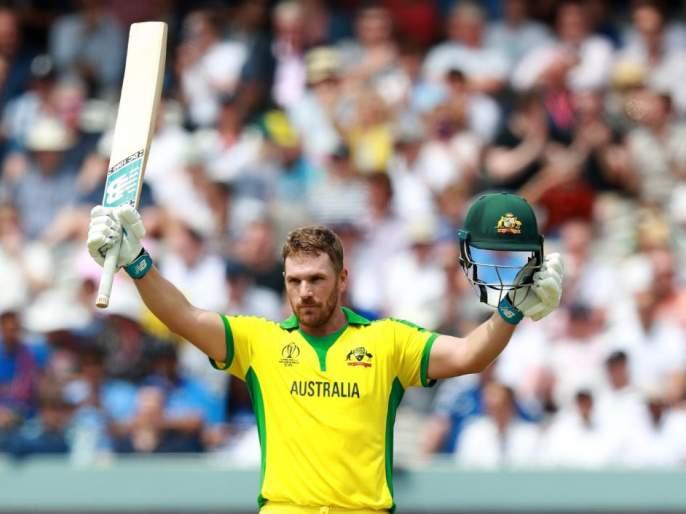 ICC World Cup 2019: After a century of Aaron Finch Australia's innings collapsed; England needed 286 runs to win   ICC World Cup 2019: फिंचच्या शतकानंतरही ऑस्ट्रेलियाचा डाव गडगडला; इंग्लंडपुढे 286 धावांचे आव्हान
