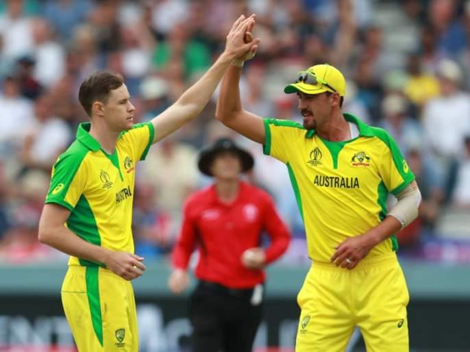 ICC World Cup 2019: Australia enter semifinals; England lost the match   ICC World Cup 2019: ऑस्ट्रेलिया उपांत्य फेरीत दाखल; इंग्लंडचे पराभवाचेच पाढे