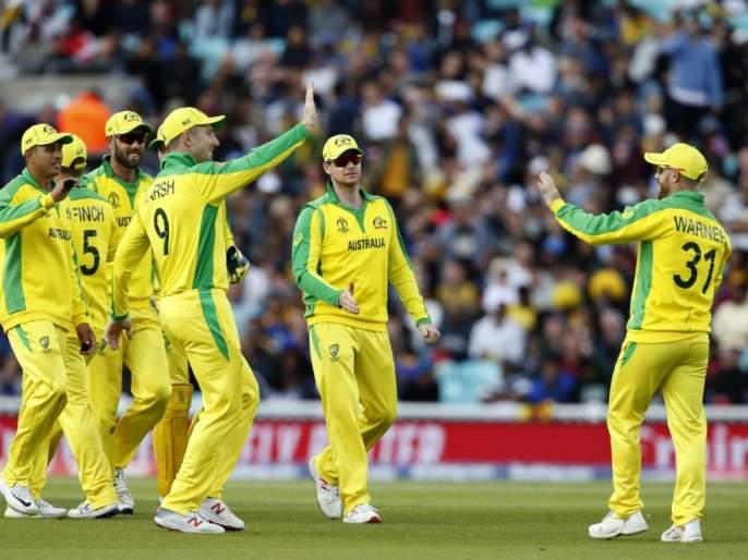 ICC World Cup 2019: Australia tops with victory over Sri Lanka   ICC World Cup 2019 : श्रीलंकेवर विजयासह ऑस्ट्रेलिया अव्वल