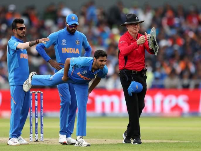 India vs Pakistan, Latest News: Bad news; Bhuvneshwar Kumar will miss the match | India Vs Pakistan, Latest News: वाईट बातमी; भुवनेश्वर कुमार सामन्याला मुकणार