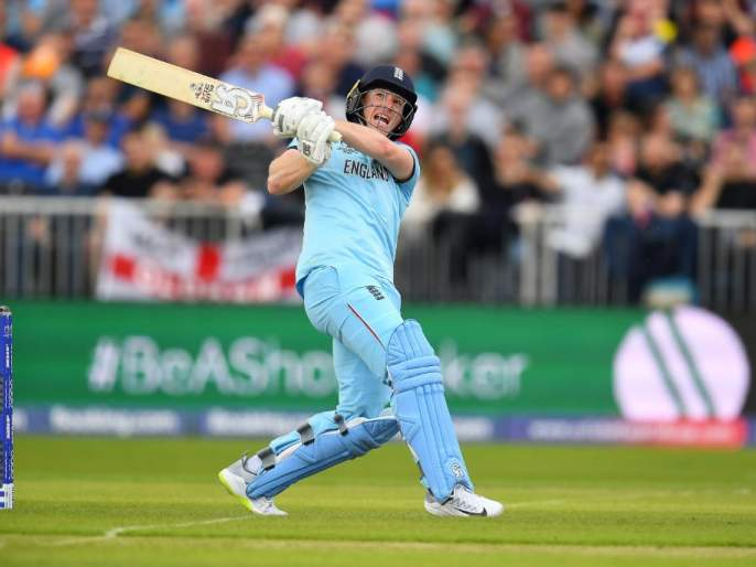 ICC World Cup 2019: England scored 397 runs against Afghanistan | ICC World Cup 2019 : इंग्लंडने धु धु धुतले; विश्वचषकात उभारला धावांचा डोंगर