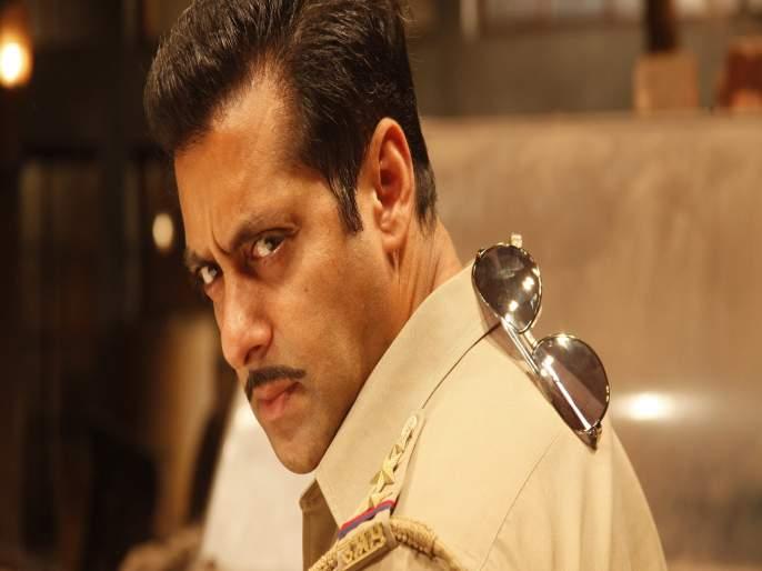 Salman khan film dabang 3 shooting will start from april 1st prabhudeva confirmed   मुहूर्त ठरला, तर 'या' तारखेला सुरु होणार भाईजानच्या 'दबंग3' चे शूटिंग!