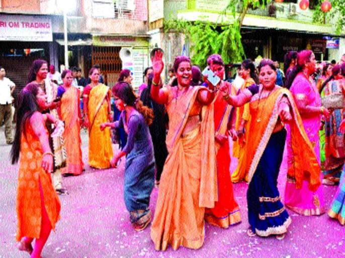 Lok Sabha Elections 2019: Thunderstorms activists on the evening due to the heat wave | लोकसभा निवडणूक 2019 : उन्हाच्या झळांमुळे सायंकाळी थिरकले कार्यकर्ते