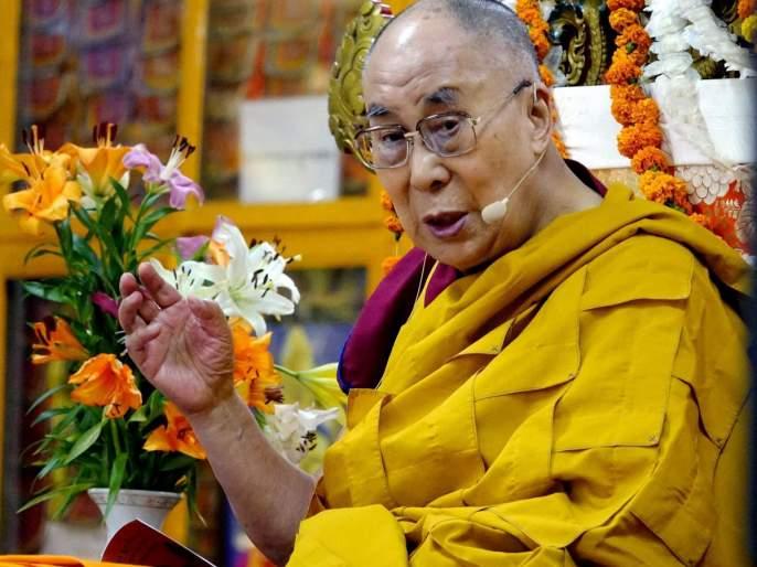 The Dalai Lama's Indian heir is invalid for China | दलाई लामांचा भारतातील वारसदार चीनला अमान्य