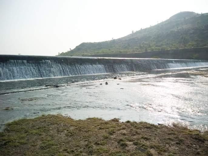 Dhorpagaon dam 100 per cent feel | ढोरपगाव लघु प्रकल्प शभंर टक्के भरला