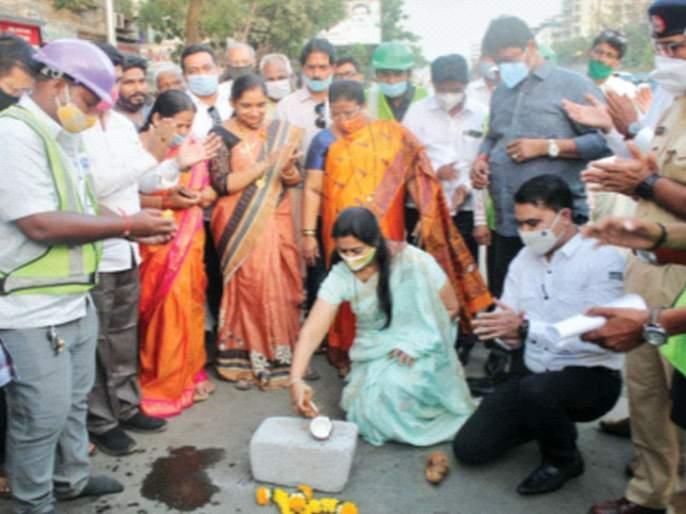 Mira-Bhayander main road to be completely tarred | मीरा - भाईंदरच्या मुख्य रस्त्याचे होणार पूर्ण डांबरीकरण