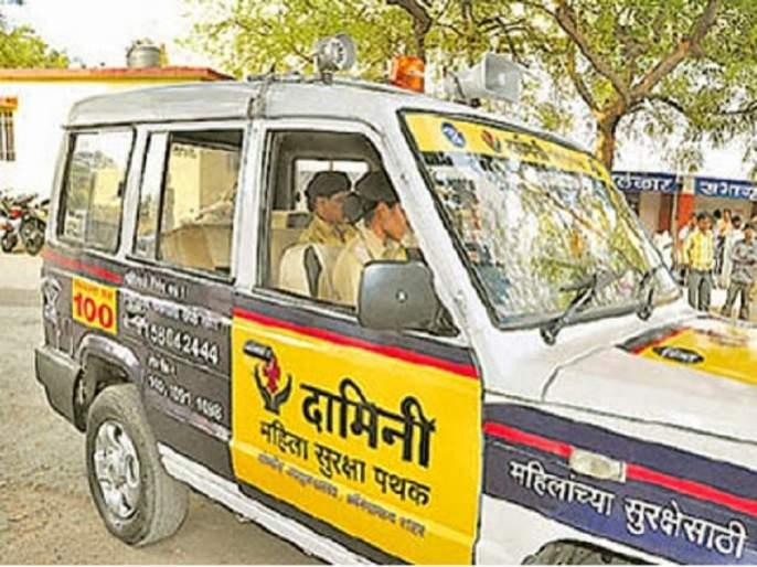 Terror in youth about Damini police squad of Aurangabad Police | दामिनी पोलीस पथकाबद्दल तरुण वर्गात दहशत