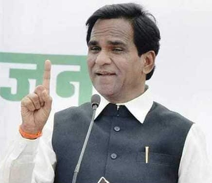 """Running the state is not the job of anyone else ..."", Raosaheb Danave slammed the Chief Minister Thakarey | 'राज्य चालवणे हे येड्या गबाळ्याचे काम नव्हे...' - रावसाहेब दानवे"