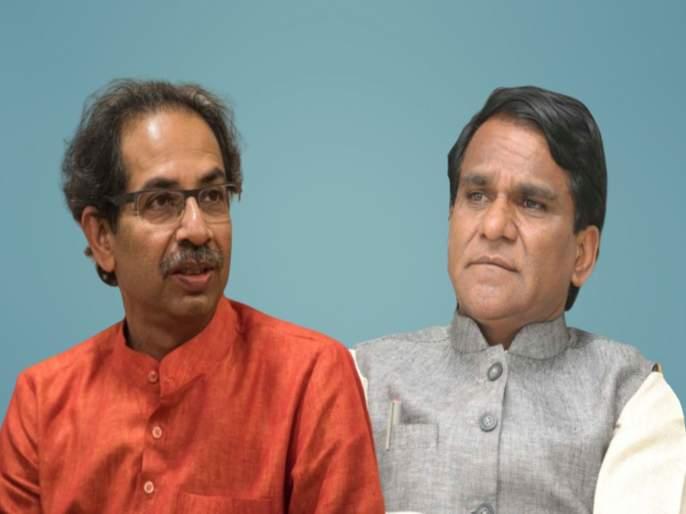 Ravsaheb Danve reply to Uddhav Thackeray   महाराष्ट्र निवडणूक 2019: भाजप संपर्कात असल्याच्या उद्धव ठाकरेंच्या दाव्यानंतर दानवे म्हणाले...